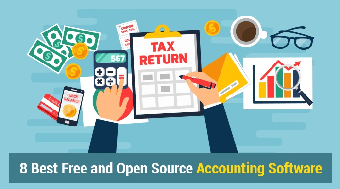 The 8 Best Free And Open Source Accounting Software