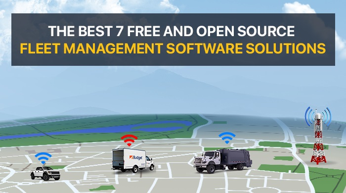 The Best 7 Free And Open Source Fleet Management Software Solutions