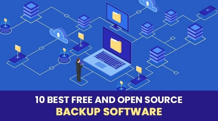 10 Best Free And Open Source Backup Software
