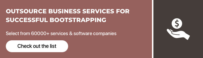 Top Outsourcing Companies For Bootstrapping Startup