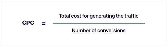 Formula For Cost Per Conversion
