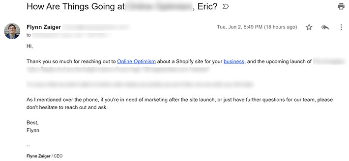 Emphatic Subject Line Works For Follow Up Email During Corona