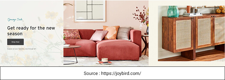 Example of High Resolution Images for Online Store