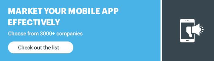 Top Mobile App Marketing Companies