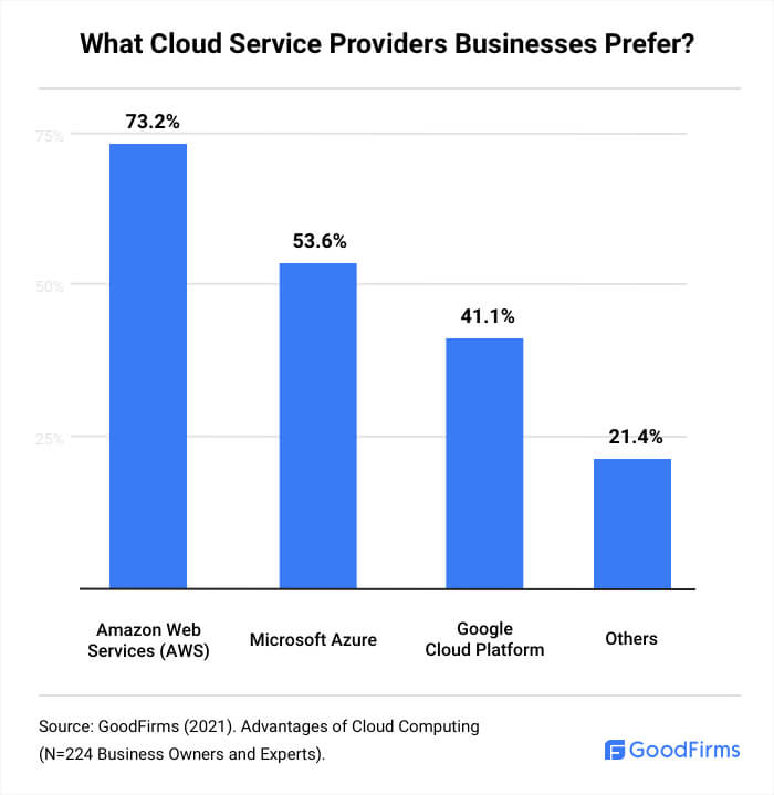 What Are The Top Cloud Service Providers?