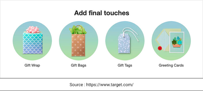 Example of Customization of Products for Online Store