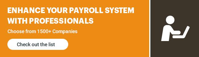 Top Payroll Service Companies