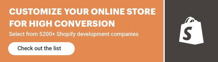 Top Shopify Development Companies