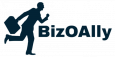 Bizoally's logo